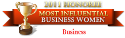 St. Louis Business Journal Most Influencial Business Women Honoree