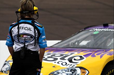 The Juggle NASCAR in Phoenix