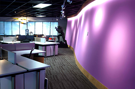 Juggle Office Interior