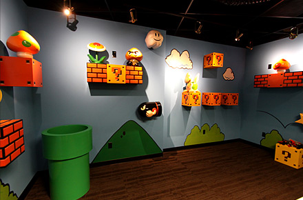 Super Mario Bros. Wall