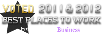 Juggle.com was voted 2011 Best Places To Work by the St. Louis Business Journal